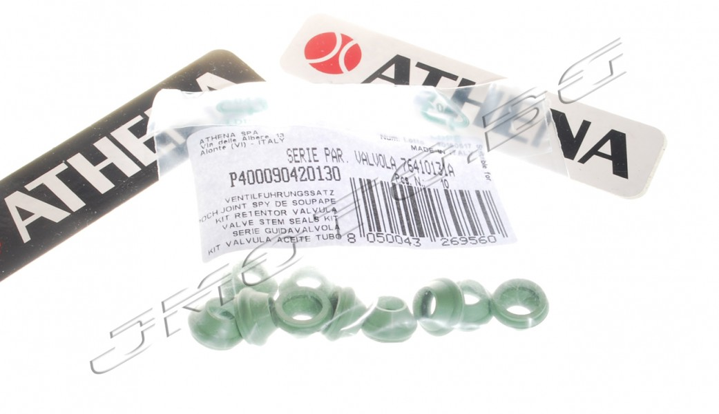 Athena Parts P400090420130 Valve Stem Seals Kit Ducati//Cagiva