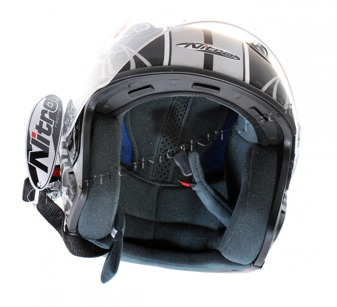 Каска Nitro X533V  L МАТ