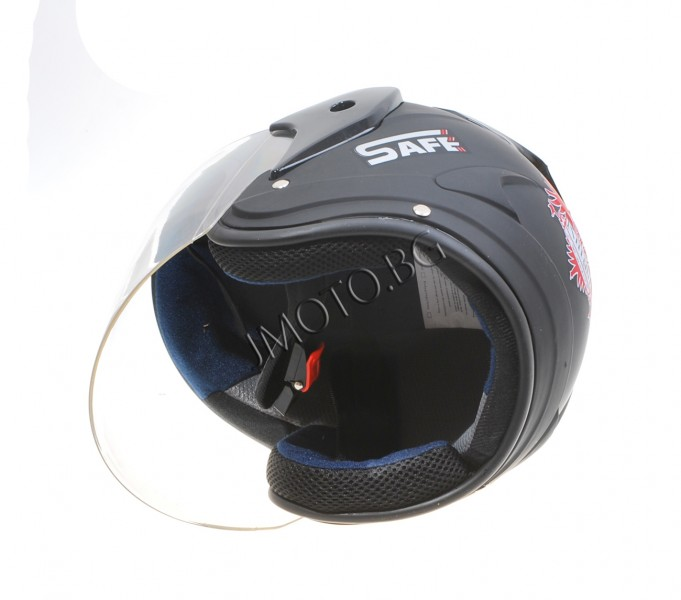 Каска за скутер/мотоциклет
